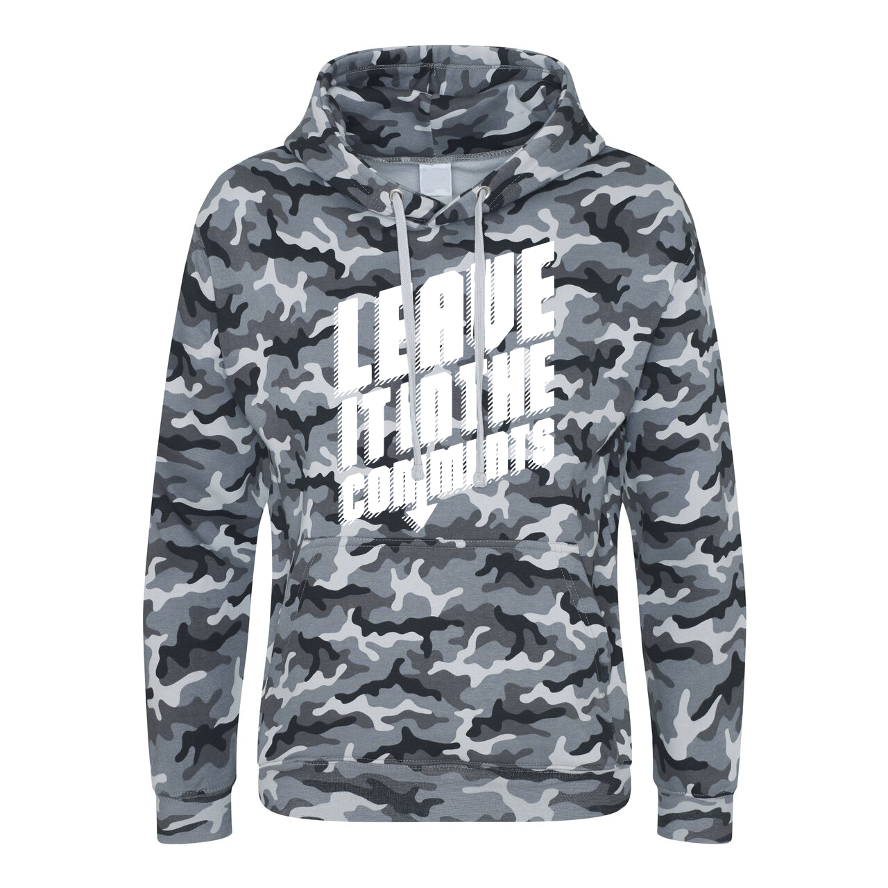 'Leave it in the Comments' Printed Hoodie (Various Colours)