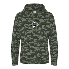 Load image into Gallery viewer, New Camo Hoodie with FREE Signed Coaster!