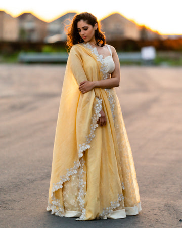 The Sunlight Lehenga