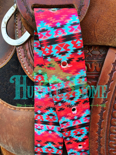 Classic Aztec Cinch Strap Set