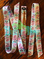 Desert Rose Equine Joanna Cinch Strap Set