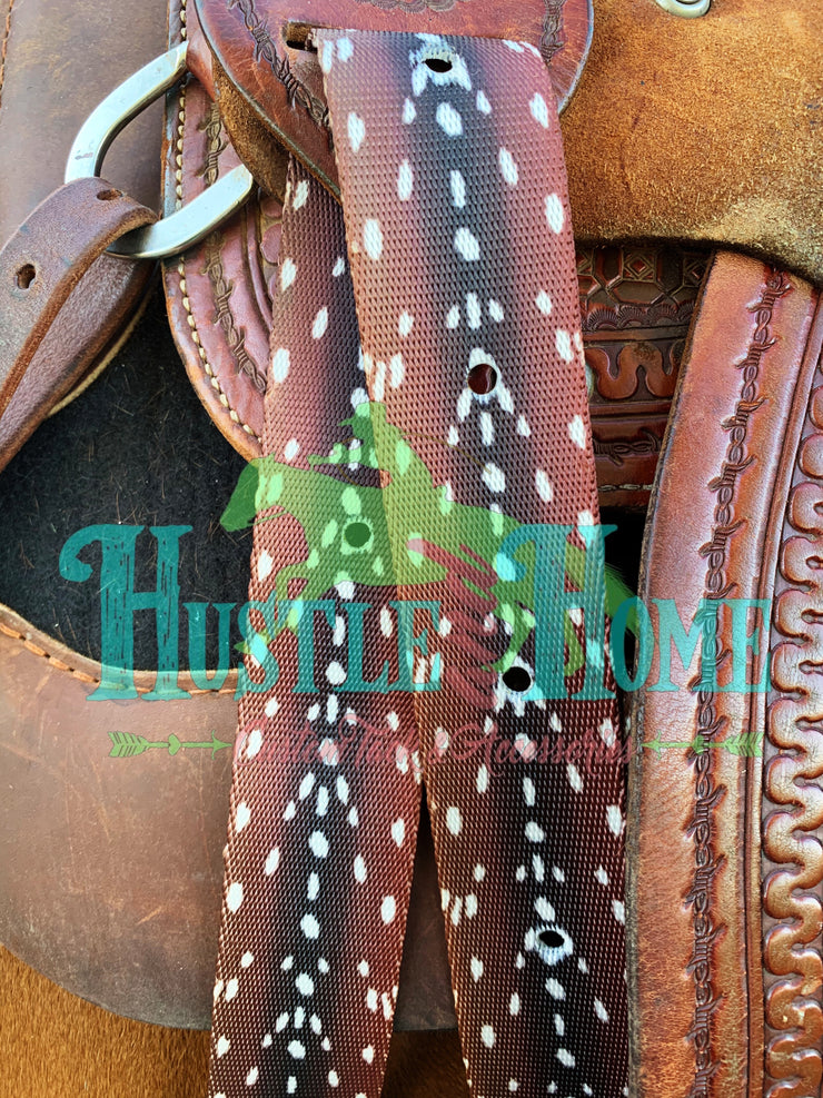 Axis Deer Cinch Strap Set
