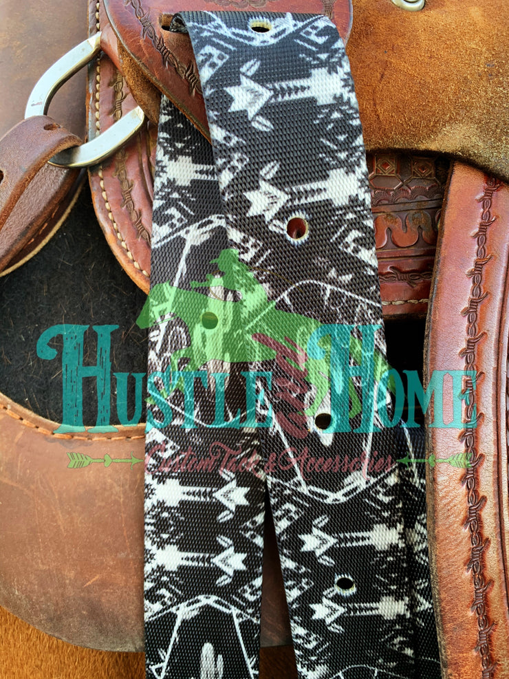 Desert Rose Equine Nevada Cinch Strap Set