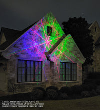 Load image into Gallery viewer, Moving 3D RGB™ - 48 Pattern Projector - Bluetooth Edition