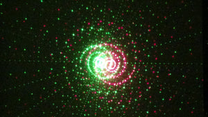 BigShot Red & Green™ Laser Projector - Bluetooth Edition