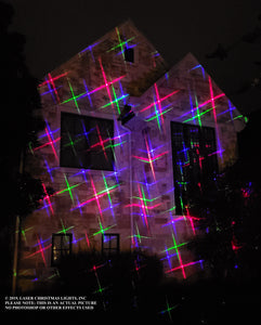 Deluxe RGB™ Laser Projector - Bluetooth Edition