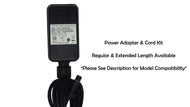 Replacement Power Adapter & Cord Kit