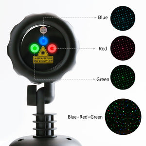 RGB Classic™ Laser Projector - Standard Edition