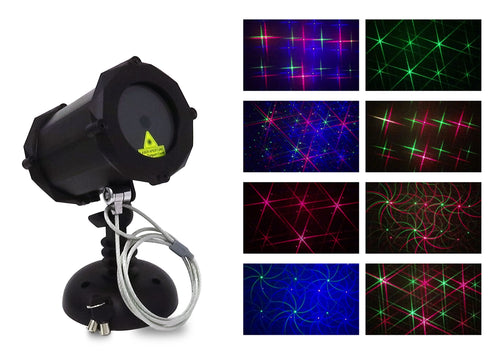 SuperStar RGB™ Laser Projector - Bluetooth Edition