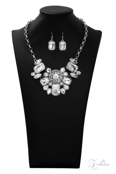 Paparazzi YOU-phoria - 2017 Zi Collection Necklace Set - Retired - Princess Glam Shop