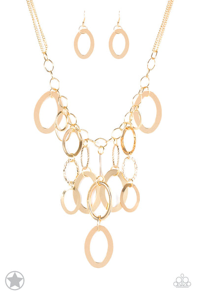 Paparazzi A Golden Spell Necklace Set - Princess Glam Shop