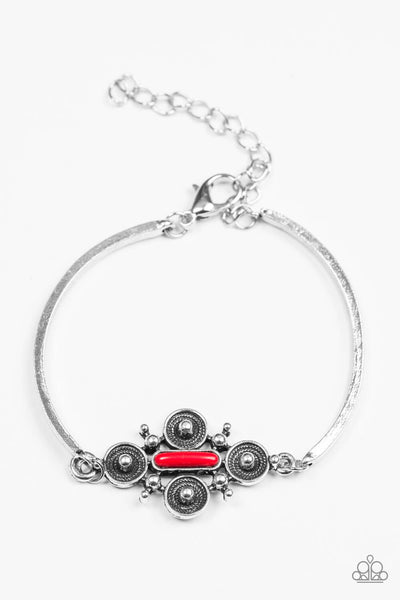 Paparazzi Mesa Flower Bracelet - Princess Glam Shop