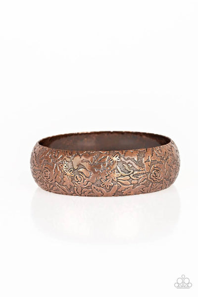 Paparazzi Garden Villa - Copper Bracelet - Princess Glam Shop