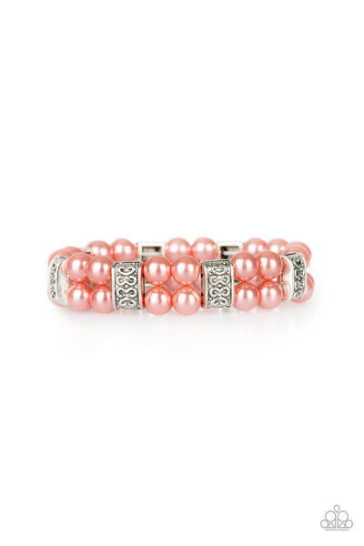 Paparazzi Time After TIMELESS Bracelet - Orange - Princess Glam Shop