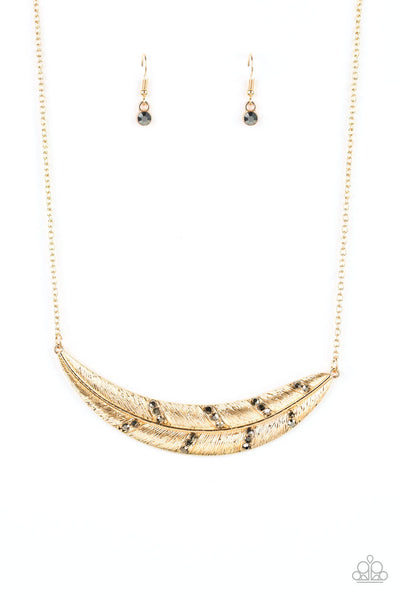 Paparazzi Say You QUILL - Multi Necklace Set - Princess Glam Shop