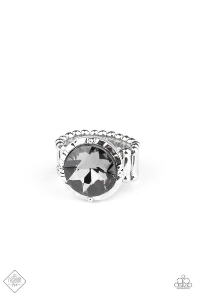SOLD OUT Paparazzi More or SHAMELESS Silver Ring - Princess Glam Shop