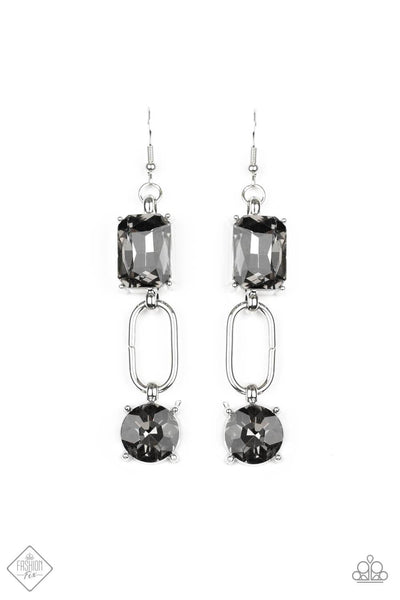 Paparazzi Shameless Sparkle Earrings - Princess Glam Shop