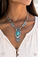 Paparazzi Simply Santa Fe - Blue Stone Complete Trend Blend August 2020 - Princess Glam Shop