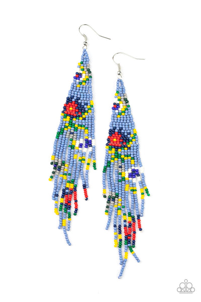 SOLD OUT Paparazzi Beaded Gardens - Multi Earrings - Princess Glam Shop