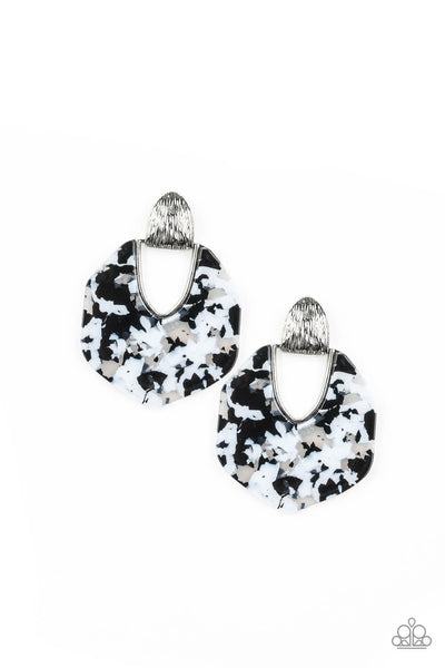 Paparazzi My Animal Spirit - Acrylic Earrings - Princess Glam Shop
