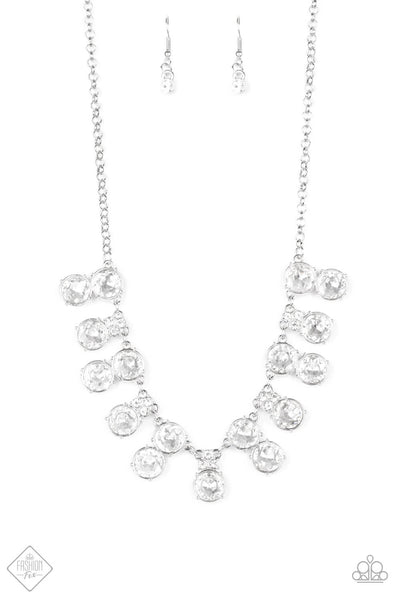 Paparazzi Top Dollar Twinkle Necklace Set - Princess Glam Shop