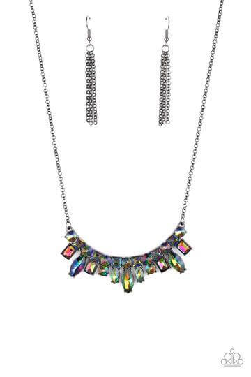SOLD OUT Paparazzi Upon a ROCK STAR - Multi Necklace Set - Princess Glam Shop