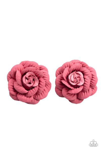 Paparazzi Best of Buds - Pink Hair Bows - Princess Glam Shop