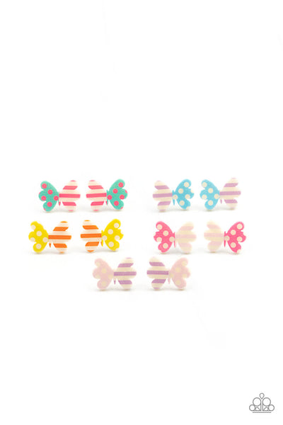 Paparazzi Starlet Shimmer Children's Spring Butterfly Earring Bundle - Princess Glam Shop