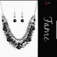 Paparazzi Fame - 2017 Zi Collection Necklace Set - Retired - Princess Glam Shop