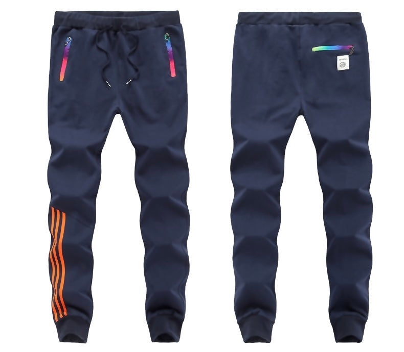 Multi-Color Pocket Joggers - activ8te