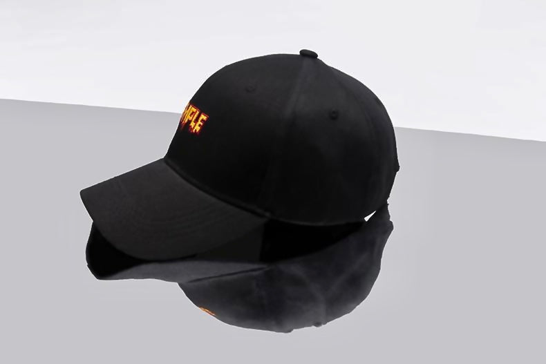 """Sample"" Flame Dad Hat - activ8te"
