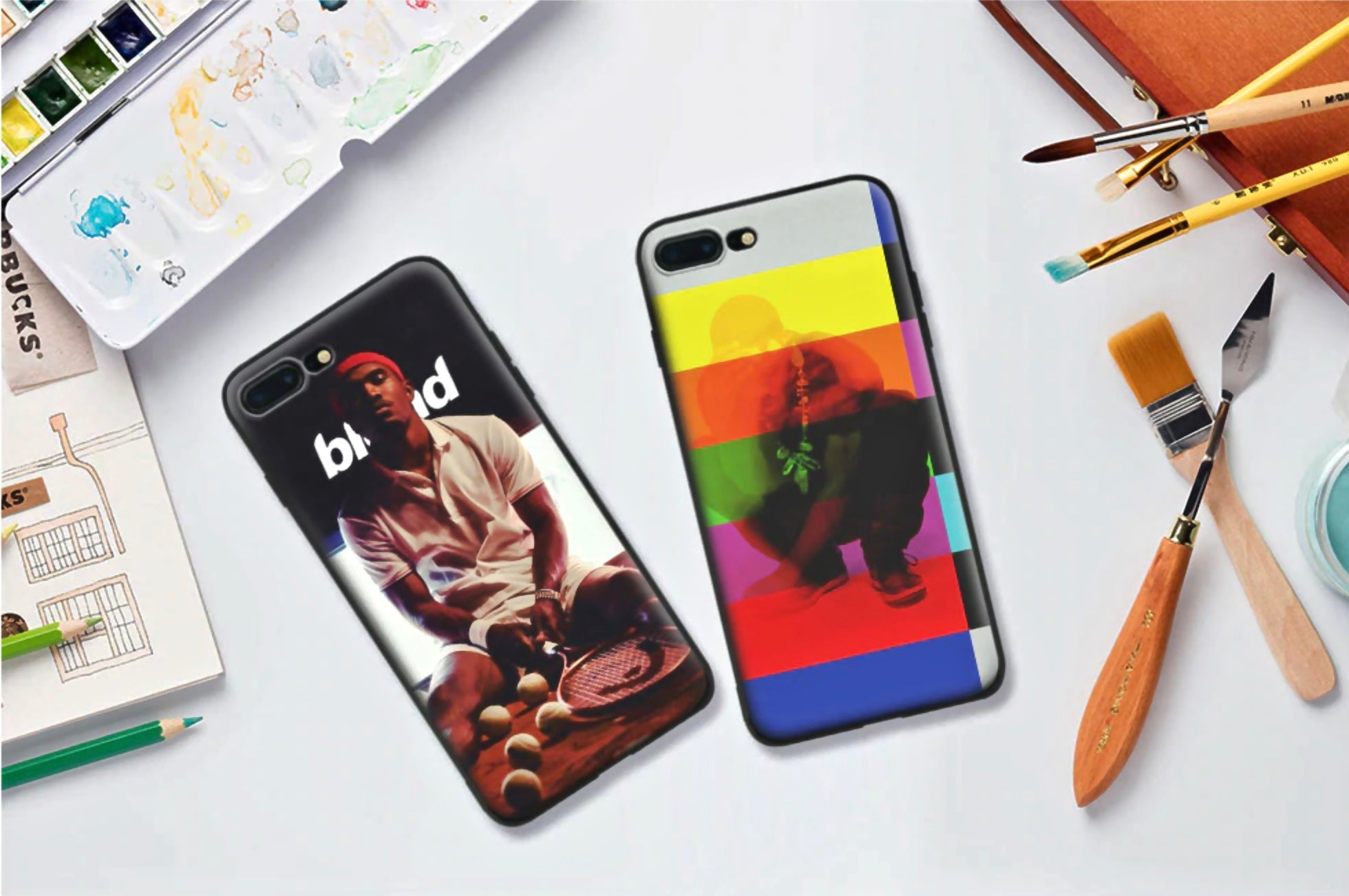 Frank Ocean iPhone Case