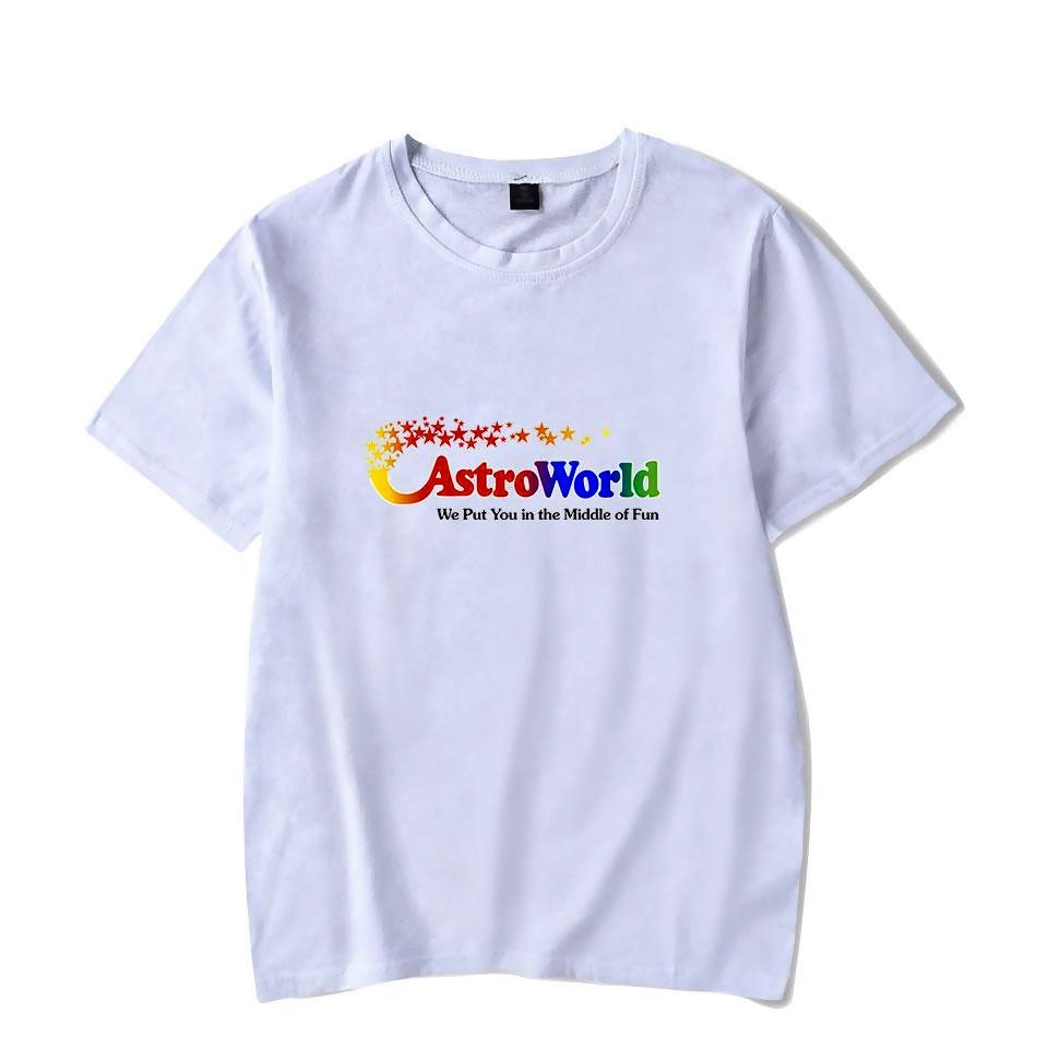 Astroworld Inspired T-Shirt - activ8te