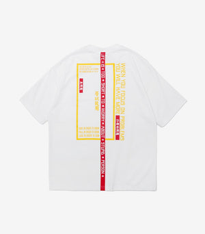 "Japanese ""Life Is Short"" Tee - activ8te"
