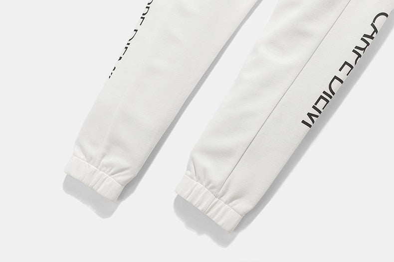 "Multi-color ""Carpe Diem"" Joggers - activ8te"