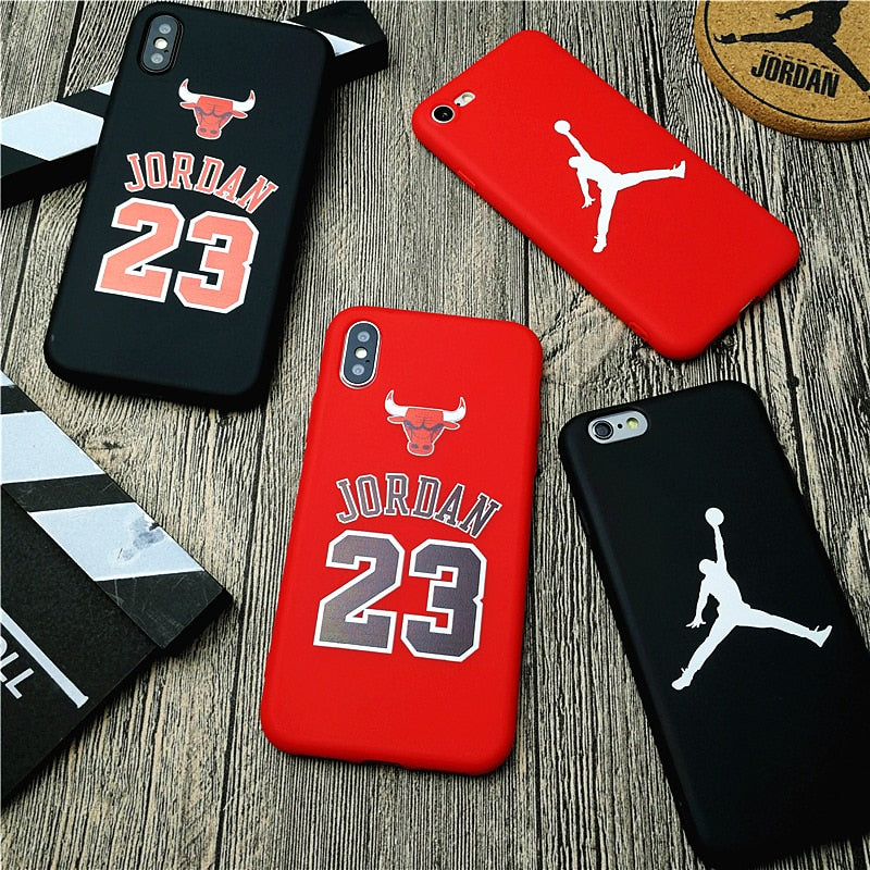 "Classic ""Jumpman"" iPhone Case - activ8te"