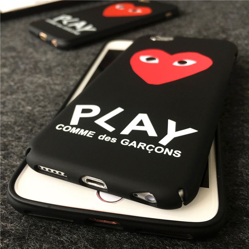 CDG Play iPhone Case - activ8te