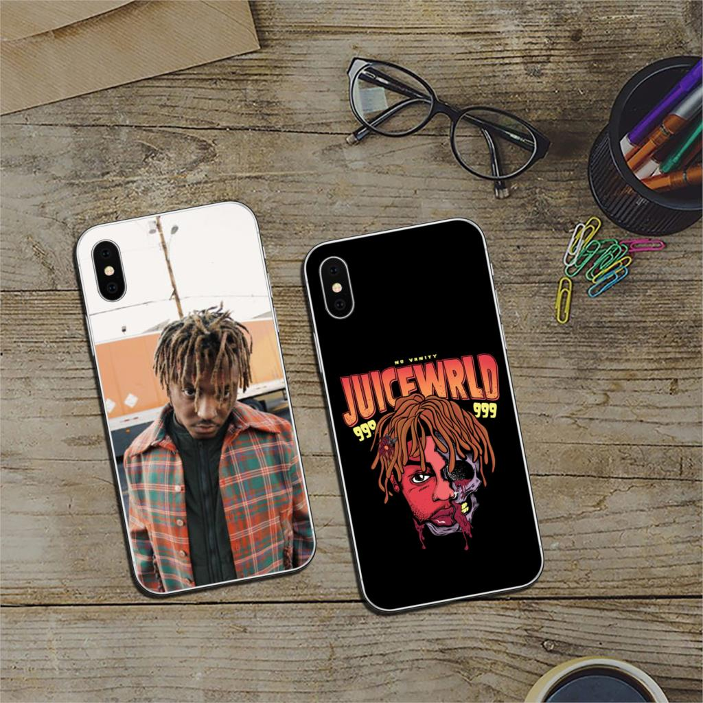 """Juice Wrld"" iPhone Case - activ8te"