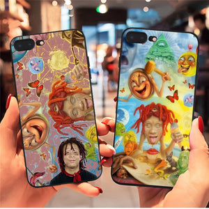 """Trippie"" iPhone Case - activ8te"