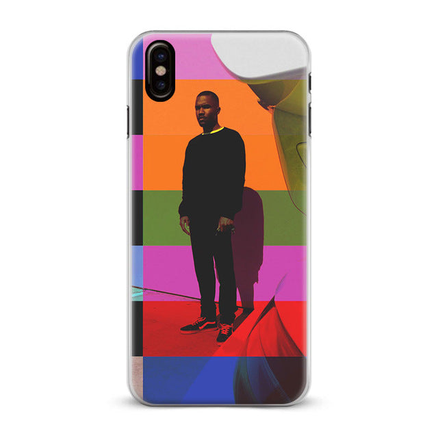 Frank Ocean iPhone Case - activ8te