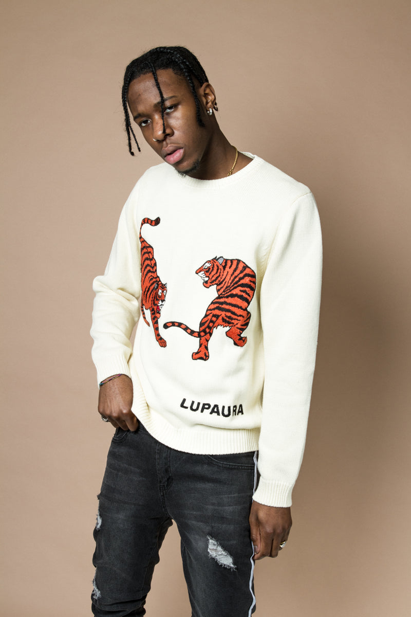 The Tiger Sweater