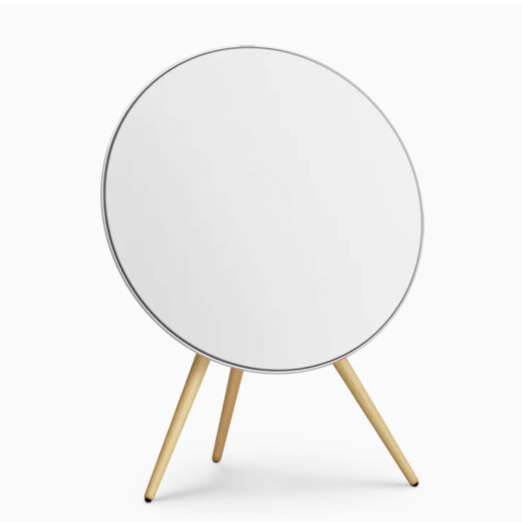 Bang & Olufsen A9 4th Generation - White with White Oak legs