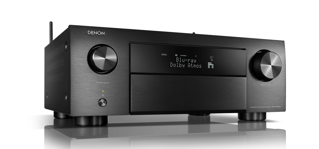 Denon AVR-X4500 9.2 Channel AV Receiver