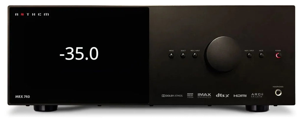 Anthem MRX 740 11.2 AV Receiver with 7 Channels built-in (Due mid Feb 2021)