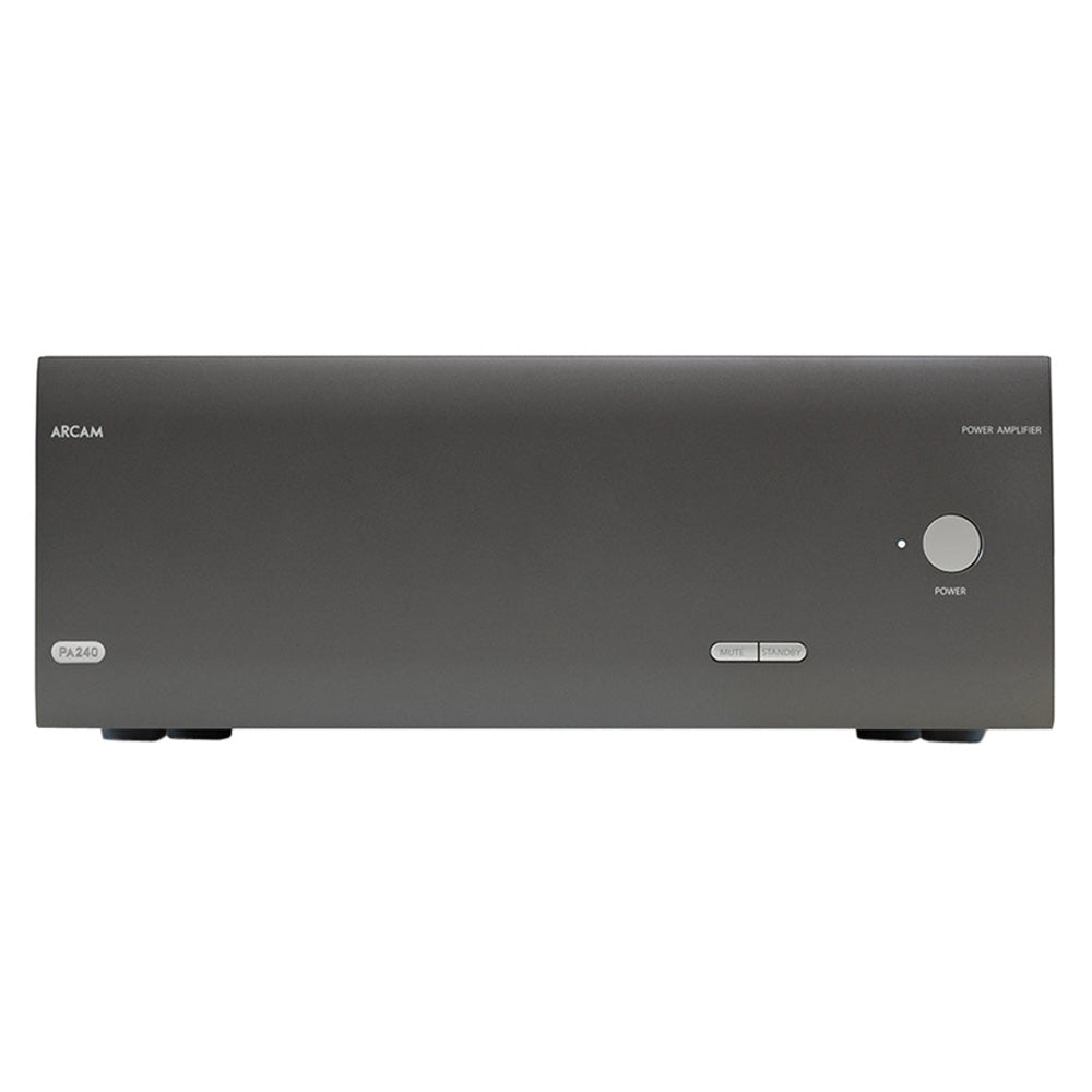 Arcam PA240 Stereo Power Amplifier