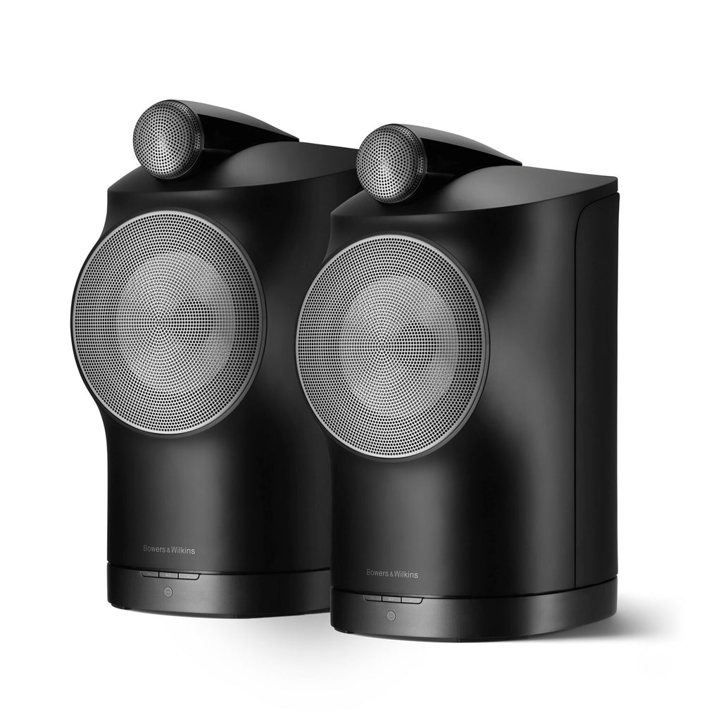 Bowers & Wilkins Formation DUO Wireless Speakers - Black