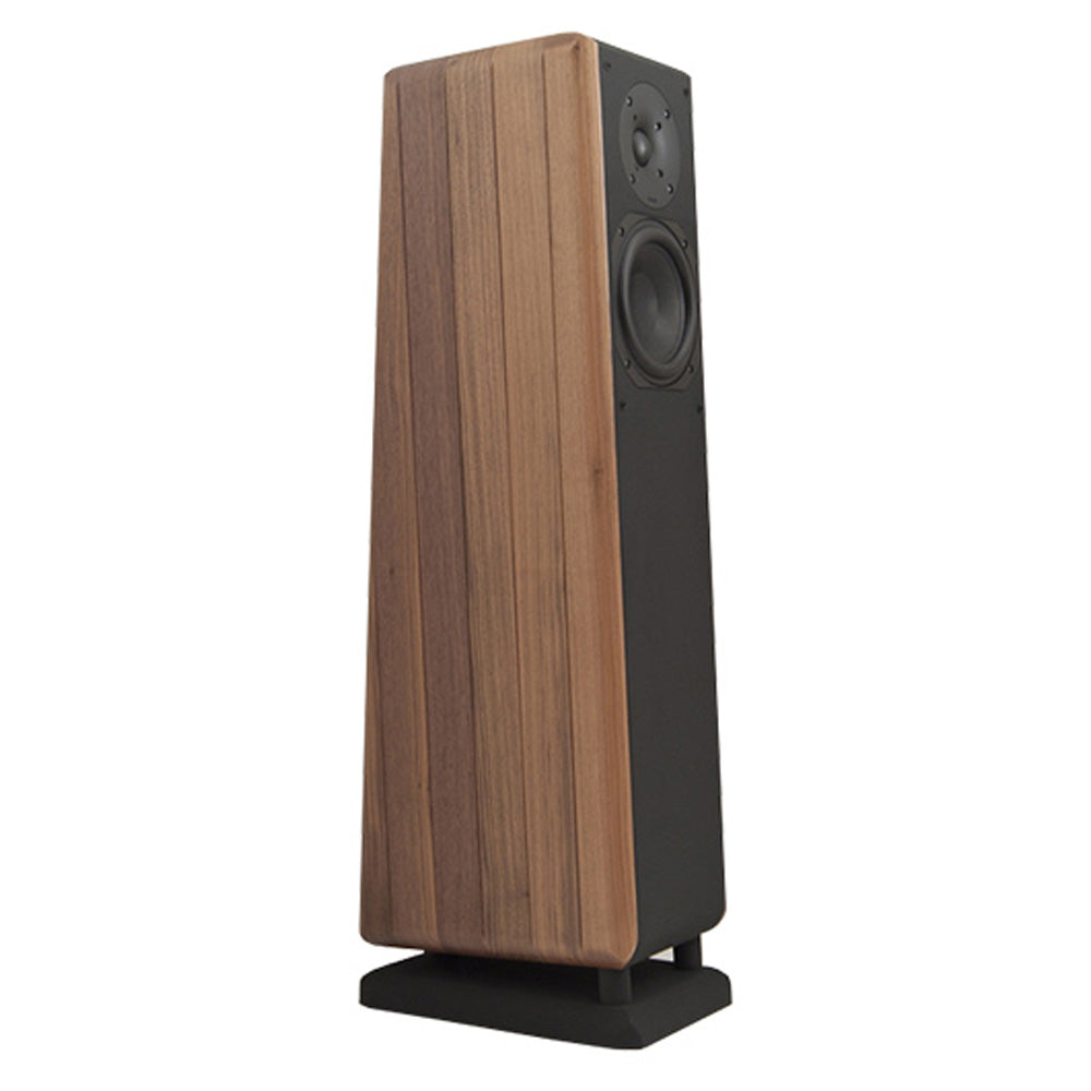 Chario Floorstanding Speakers Pegasus II Walnut