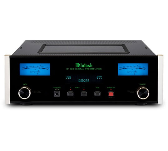 McIntosh D1100 Digital to Analogue Converter/Preamplifier