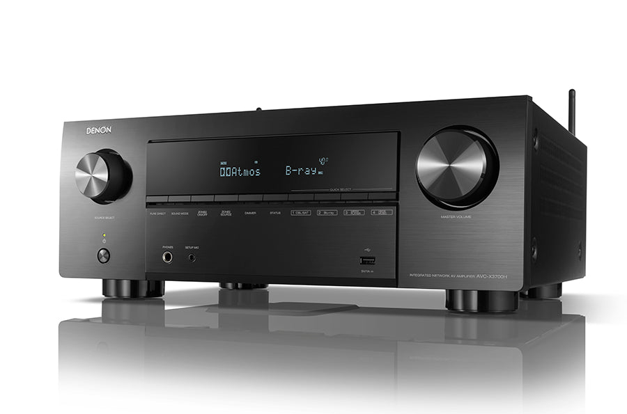 Denon AVC-X3700H 9.2 channel AV Receiver