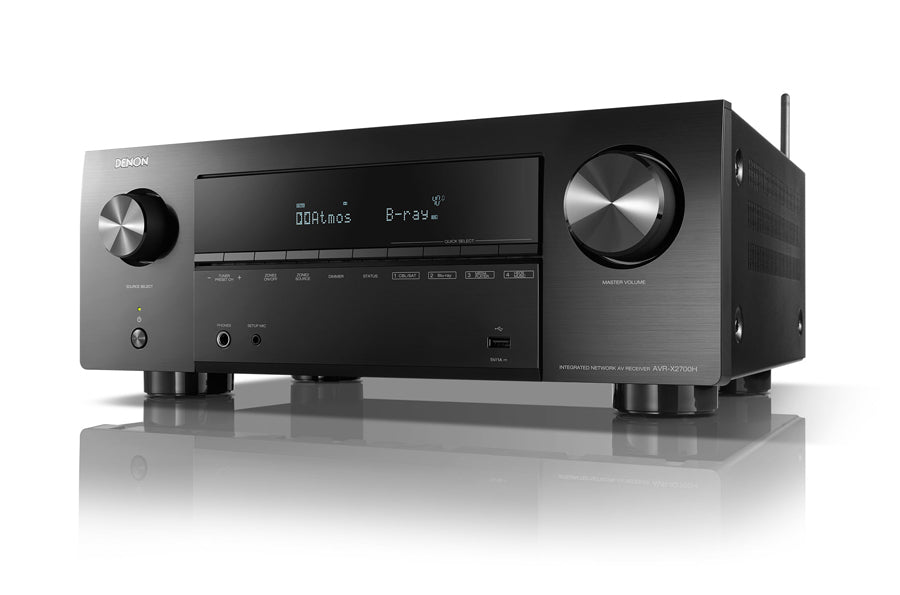 Denon AVR-X2700H 7.2 channel AV Receiver